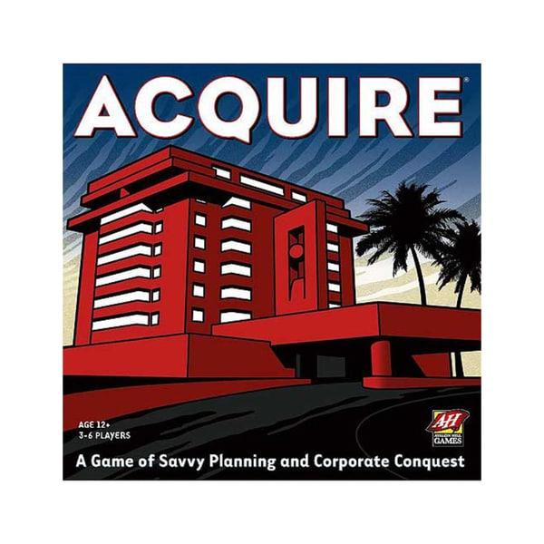 Acquire Game