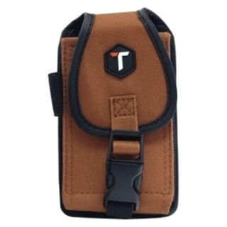 Tough Tested TT-RUGGED LB Carrying Case (Flap) for Smartphone - Tan