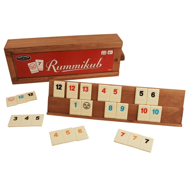 Shop Rummikub Game Free Shipping Today Overstock 7869399