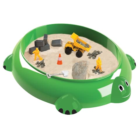 Sea Turtle Table Top Sandbox Critters Play Set - N/A