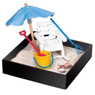 Executive Beach Break Mini Sandbox|https://ak1.ostkcdn.com/images/products/7869405/7869405/Executive-Beach-Break-Mini-Sandbox-P15253718.jpg?impolicy=medium