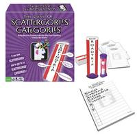 Winning Moves Scattergories Categories