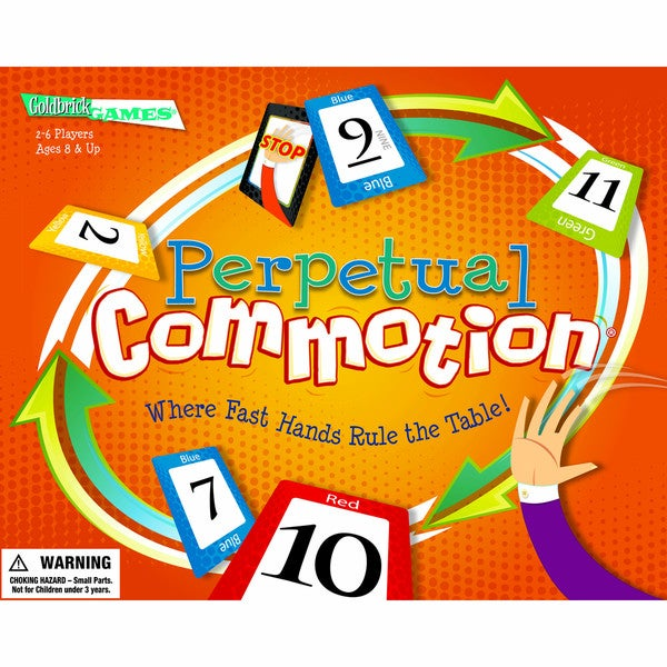 Perpetual Commotion Game