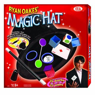 Ryan Oakes' Spectacular Magic Hat|https://ak1.ostkcdn.com/images/products/7869452/7869452/Ryan-Oakes-Spectacular-Magic-Hat-P15253744.jpg?impolicy=medium
