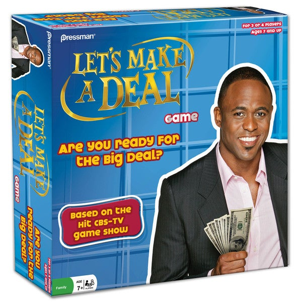 Let's Make A Deal Game