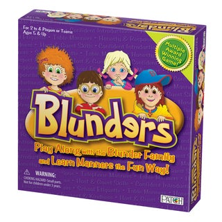 Blunders Board Game