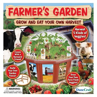 Farmer's Garden Micro-Garden