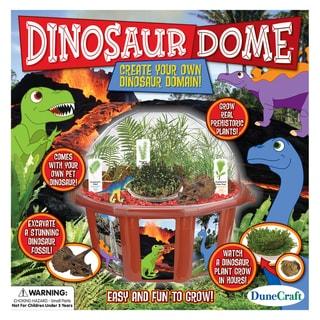 Dinosaur Dome Garden