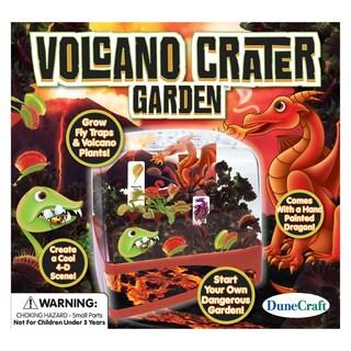 Volcano Crater Garden