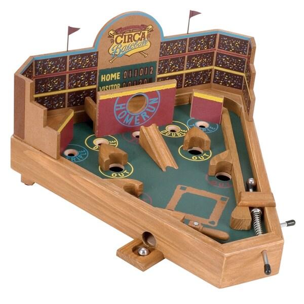 Circa Baseball Pinball Game