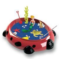 Ladybug Sandbox Critters Play Set