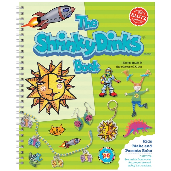The Shrinky Dinks Activity Book