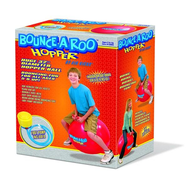 Bounce-A-Roo Hopper