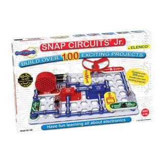 Elenco Electronic Snap Circuits Jr.|https://ak1.ostkcdn.com/images/products/7869661/Electronic-Snap-Circuits-Jr.-P15253921.jpg?impolicy=medium