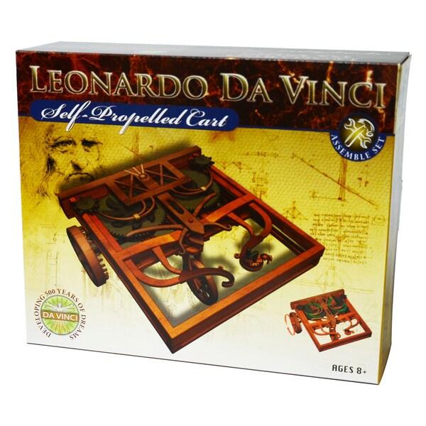 Leonardo Da Vinci Self-Propelled Cart Kit