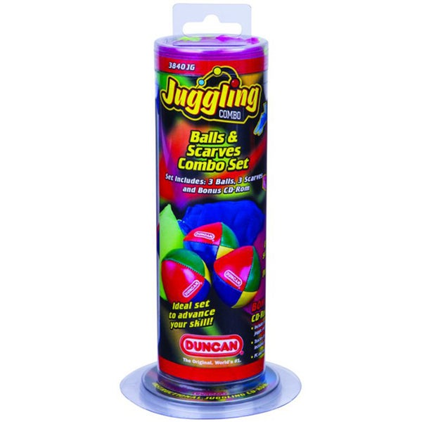 Juggling Balls and Scarves Combo Pack