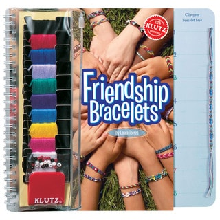 Friendship Bracelets Activity Book