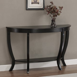 Superior Gracewood Hollow Lewis Distressed Black Sofa Table