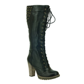 Lace-Up Boots Women's Boots - Shop The Best Deals For Apr 2017
