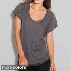 Bella Women's Relaxed Raglan T-shirt|https://ak1.ostkcdn.com/images/products/7869983/Bella-Womens-Relaxed-Raglan-T-shirt-P15254221.jpg?impolicy=medium