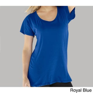 Bella Women's Relaxed Raglan T-shirt (More options available)