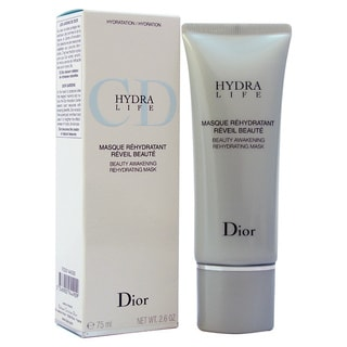 Dior Hydra Life Beauty Awakening Rehydrating 2.6-ounce Mask