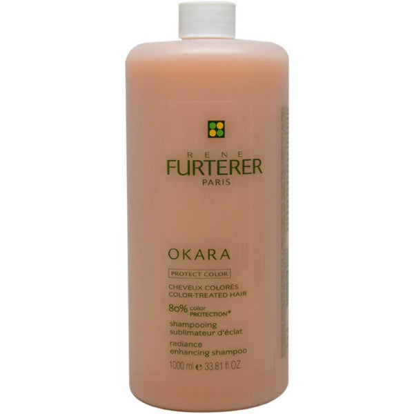 Rene Furterer Okara Radiance 33.8-ounce Enhancing Shampoo