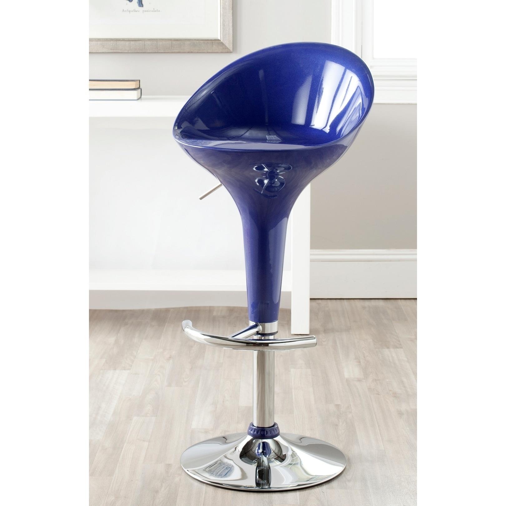 Safavieh Zorab Royal Adjustable 24-32-inch Bar Stool (FOX...