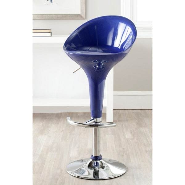 Safavieh Zorab Royal Adjustable 24-32-inch Bar Stool