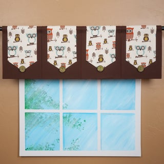 Design Your Valance Moroccan 4 Panel Valance 15254261