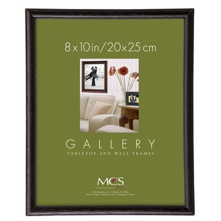 MCS 8-Inch x 10-Inch Black Bullnose Frame