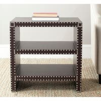 Safavieh Lacey Charcoal Grey Side Table