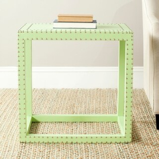 Safavieh Lena Light Green End Table