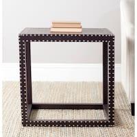 Safavieh Lena Charcoal Grey End Table