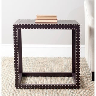 Safavieh Lena Charcoal Grey End Table