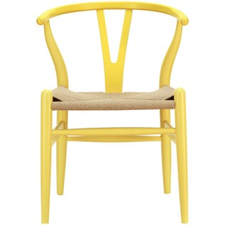 Modway Yellow Chair