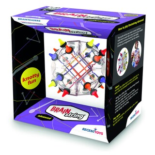 Advanced Brainstring Brain Teaser Game