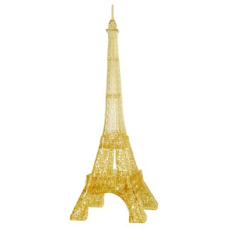 3D Eiffel Tower Crystal 96-piece Puzzle