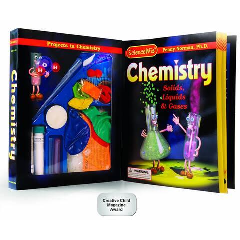 ScienceWiz Chemistry Kit