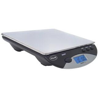 American Weigh Black Digital Postal Kitchen Scale