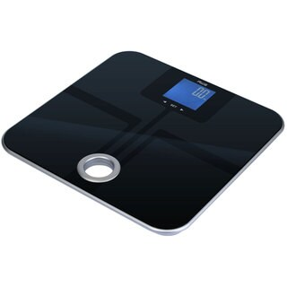 American Weigh Scales Black Body Fat Scale