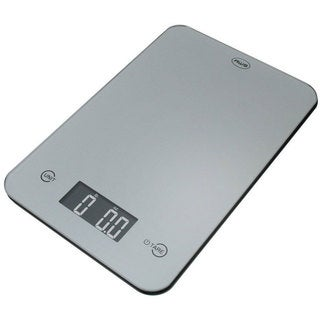 American Weigh Silver Thin Digital Kitchen Scale