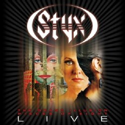 Styx - Grand Illusion + Pieces Of 8 Live