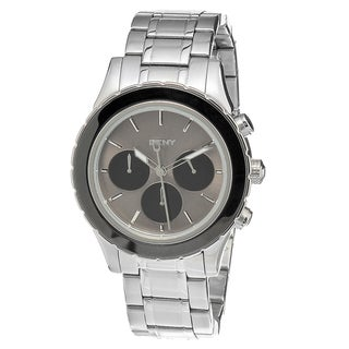 DKNY Men's Grey Dial Chronograph Watch
