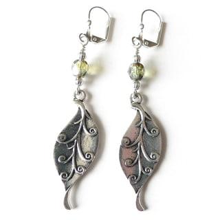 'Fern' Dangle Earrings