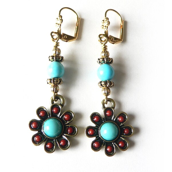 'Alanis' Dangle Earrings