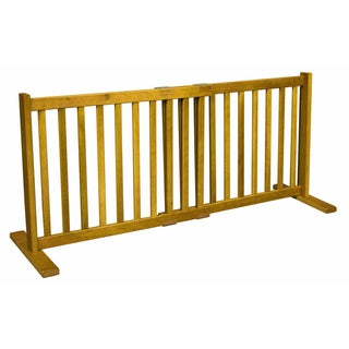 Dynamic Accents Oak Small Free Standing Gate