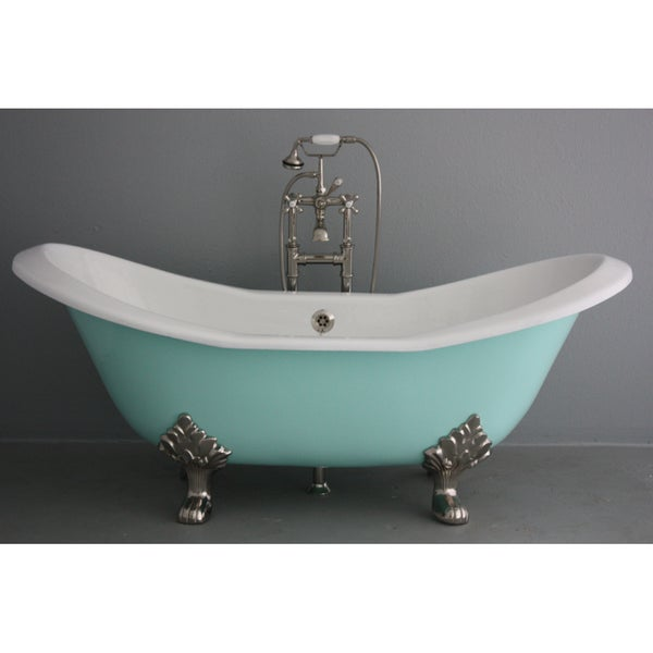 The Dunstable From Penhaglion 72 Inch Cast Iron Double