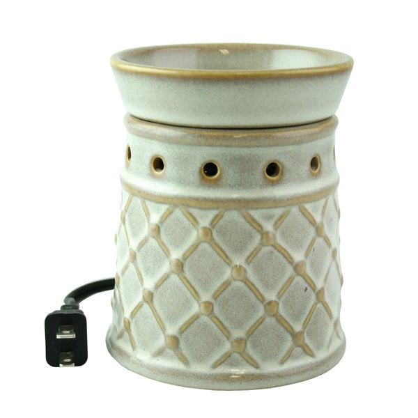 Morgan Childs Electric Fragrance Wax / Candle Warmer With 3 ...