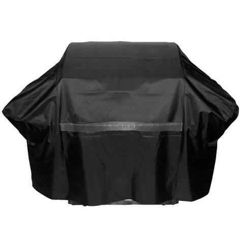 FH Group Black 82-inch Extra-large Premium Grill Cover